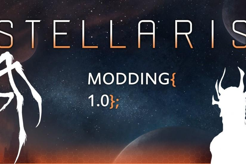 Stellaris - Modding basics