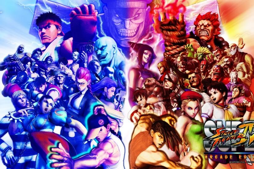 street fighter wallpaper 1920x1080 hd 1080p