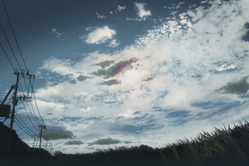 Download 5 Centimeters Per Second Images.