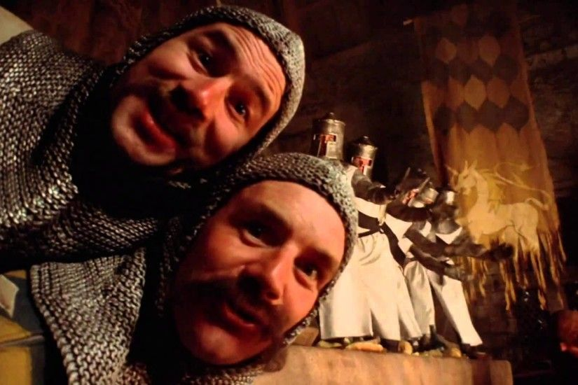 Camelot (Knights of the Round Table) [HD] - Monty Python and the Holy Grail  - YouTube