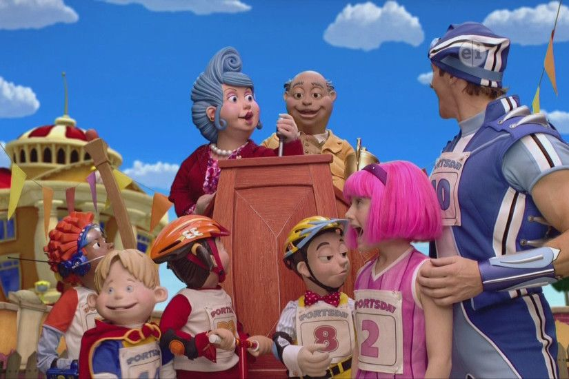 Pics Photos - Wallpapers Sportacus Lazy Town Fanpop .