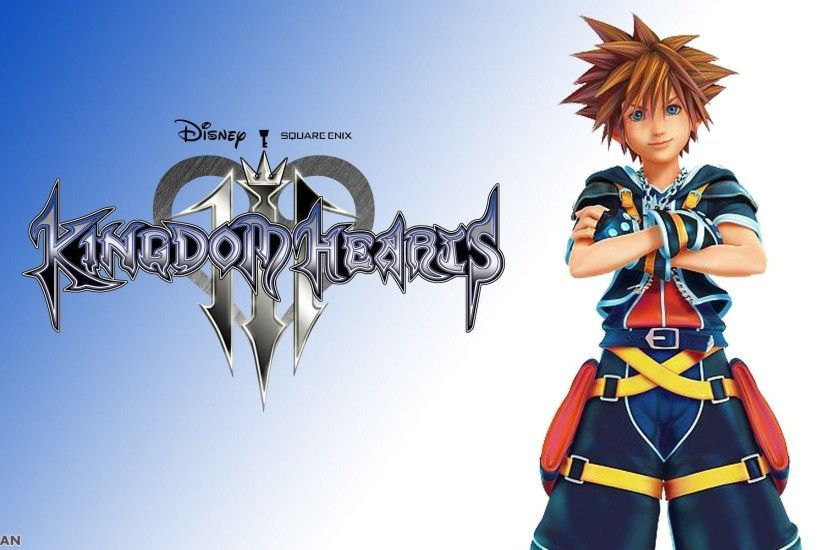 Wallpapers For > Kingdom Hearts 3 Sora Wallpaper