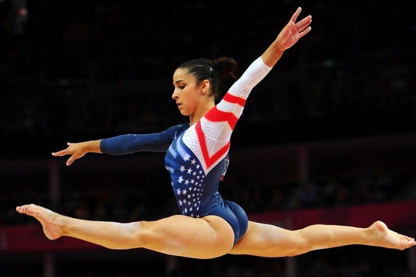 PC.374, Aly Raisman HD Photo
