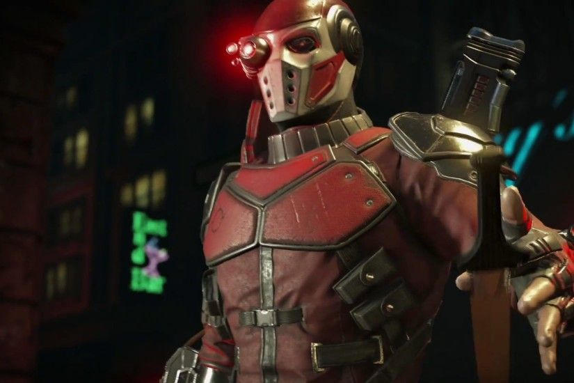 Injustice 2 Harley Quinn and Deadshot Reveal Gallery 4 out of 6 .
