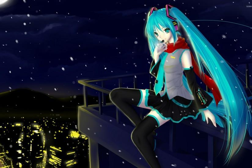 hatsune miku wallpaper 1920x1200 for macbook