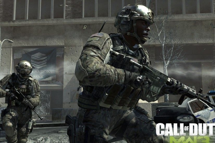 Preview call of duty modern warfare 3