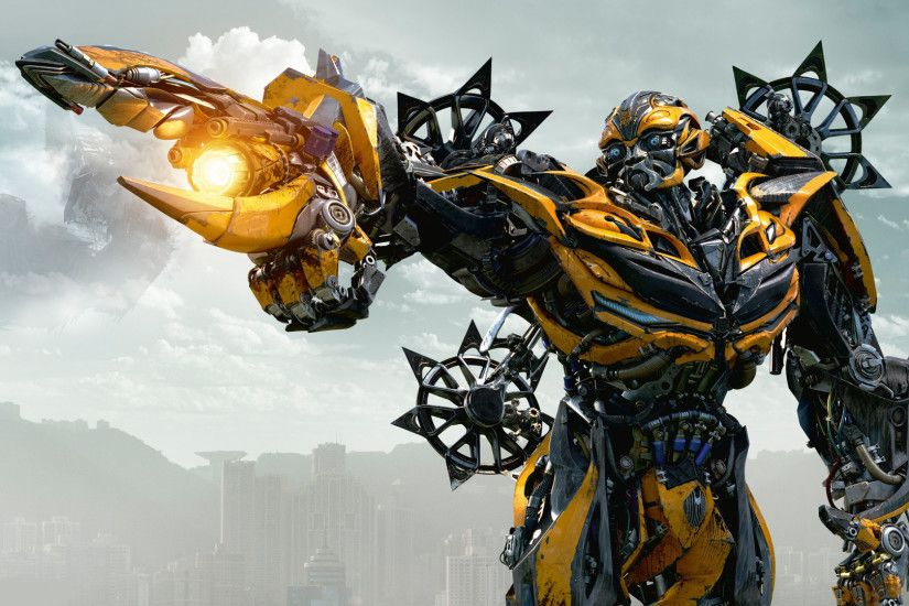 Transformers-4-Age-of-Extinction-Bumblebee-protector-wallpaper-