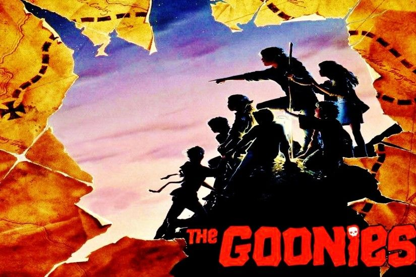 The Goonies (Movie Review)