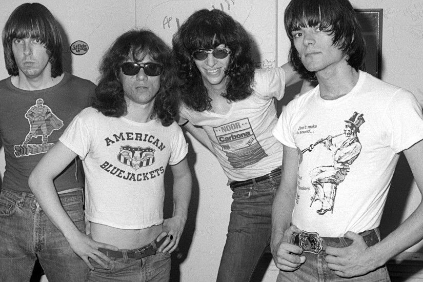 1920x1080 Wallpaper the ramones, joey ramone, dee dee ramone, tommy ramone,  marky