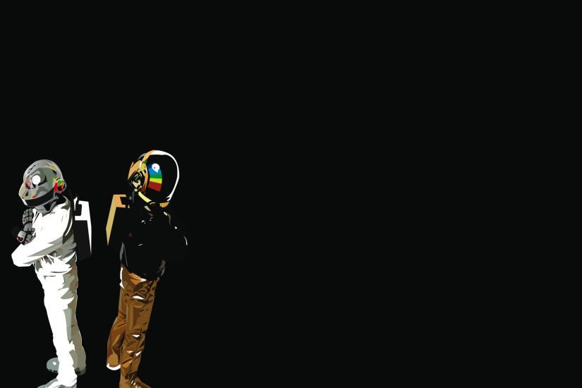 Free daft punk wallpaper background