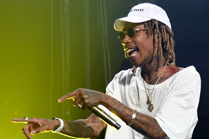 Rapper Wiz Khalifa nabbed for public urination after Pitt's Midnight  Madness basketball event | NCAA Basketball | Sporting News