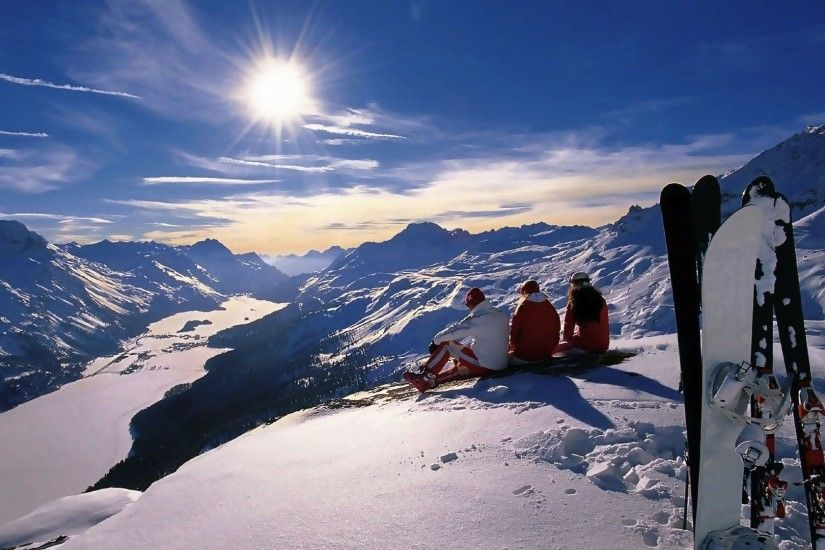 ... hd wallpaper mountain snowboarding - Background Wallpapers for .