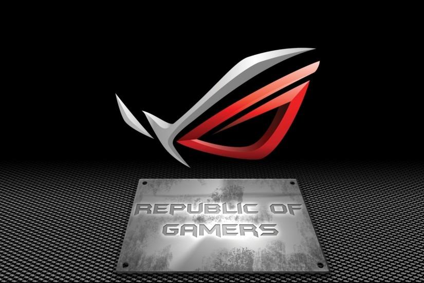 ASUS computer rog gamer republic gaming wallpaper | 2560x1440 | 660522 |  WallpaperUP