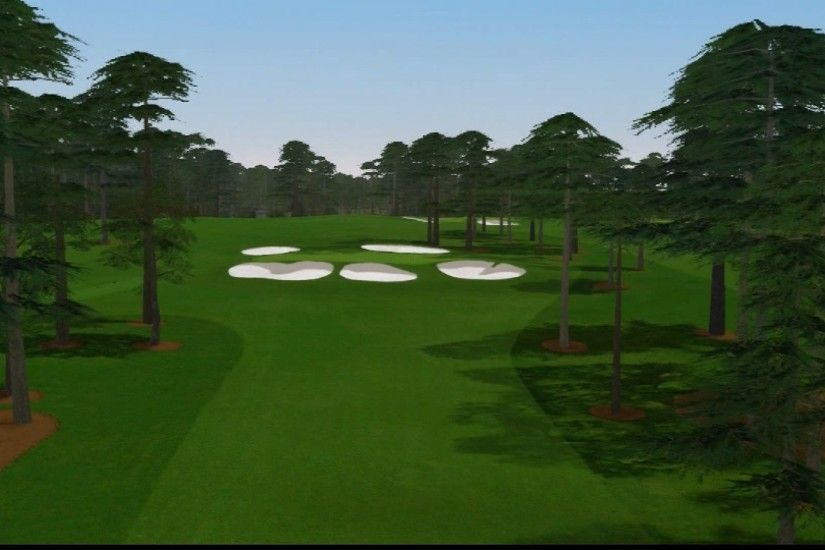 Augusta's toughest holes: Nos. 1, 4, 7 and 11Apr 07, 2014