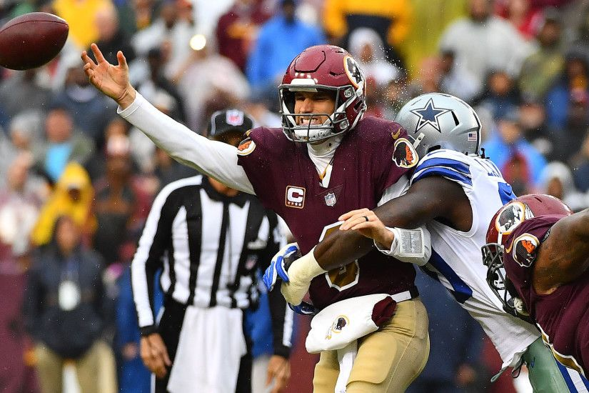With a depleted roster, Redskins needed excellence from Kirk Cousins, but  didn't get it | NBC Sports Washington