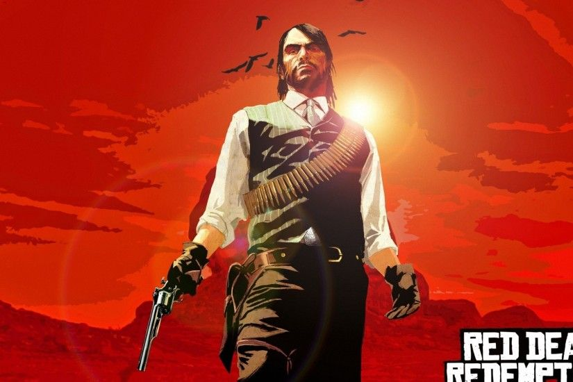red dead redemption john marston HD wallpapers