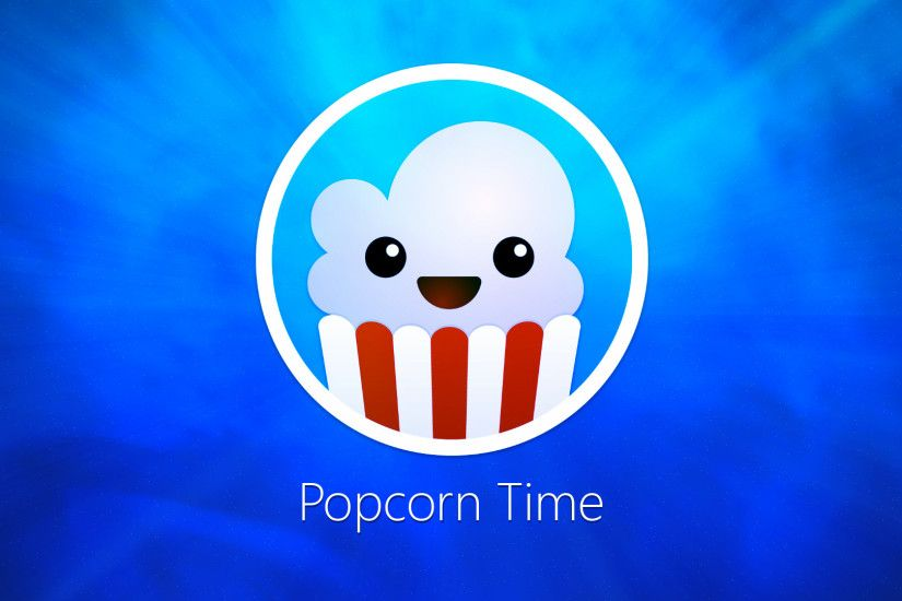 ... Popcorn Time wallpaper - 'Blue Space' by ChrisFR06