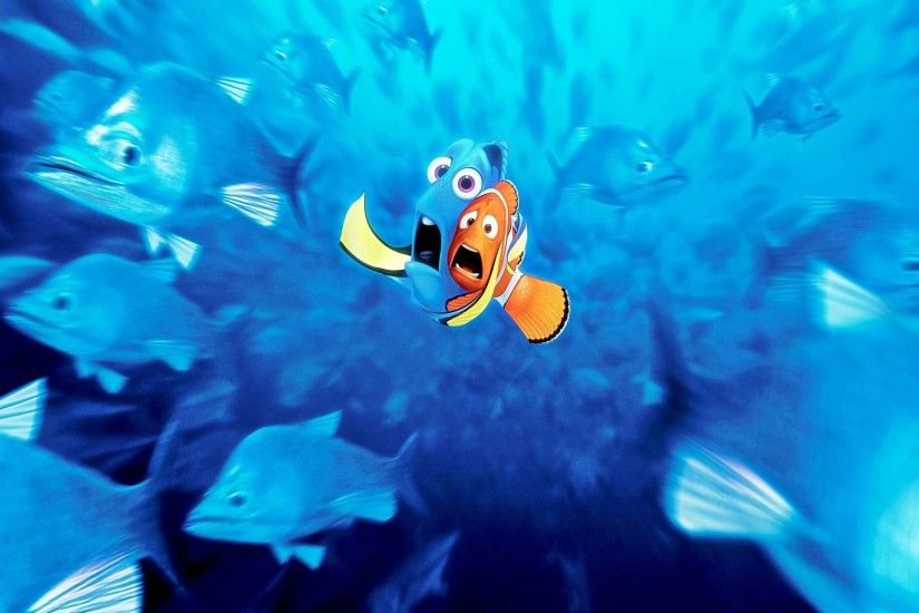 FINDING NEMO animation underwater sea ocean tropical fish adventure family  comedy drama disney 1finding-nemo wallpaper | 2668x1632 | 567421 |  WallpaperUP