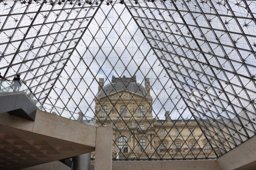 Other - Magnificent Parisian Pyramid Cool Wallpapers for HD 16:9 High  Definition 1080p 900p