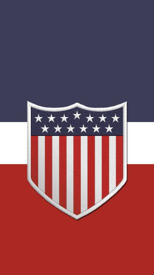 Another Us Soccer Phone Wallpaper Centennial Crest This Time