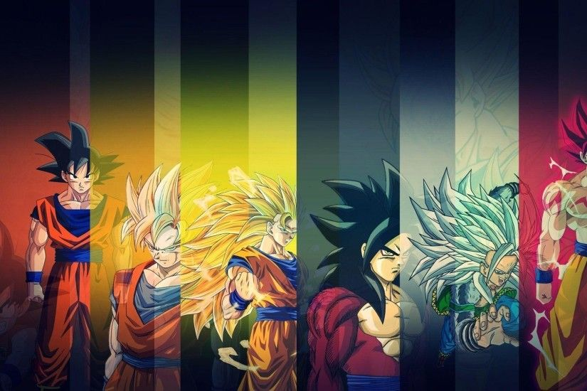 Goku Wallpaper - @DBZ by Kingwallpaper on DeviantArt