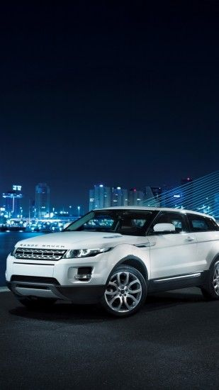 Range Rover Wallpaper ①
