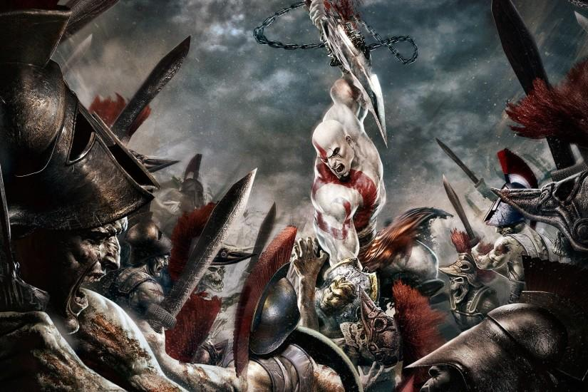 God Of War 3 HD Wallpapers - HD Wallpapers Backgrounds of Your Choice
