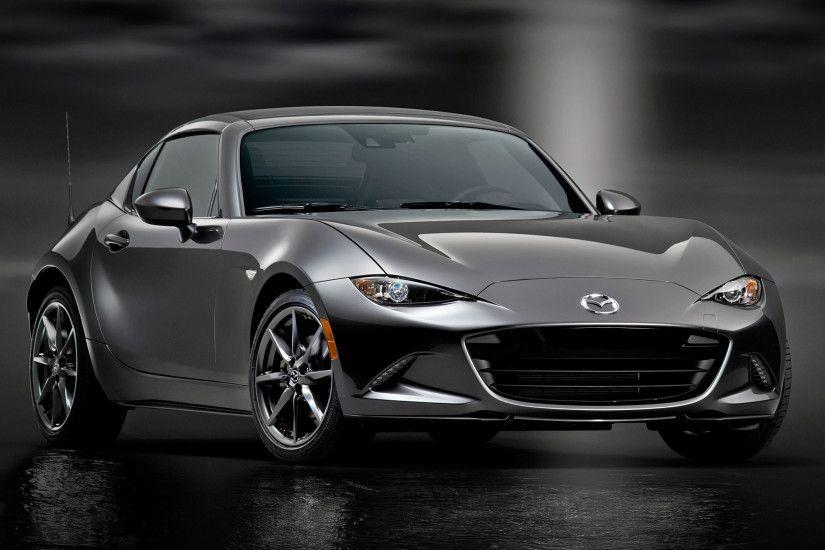 2017 Mazda MX-5 Miata RF Wallpaper