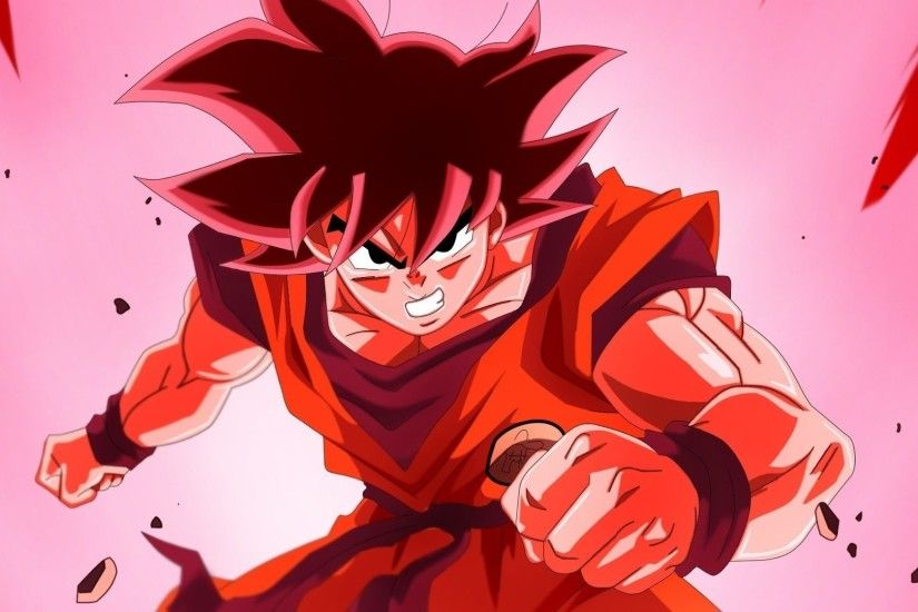 ... Dragon Ball Z Wallpapers Goku Collection ...