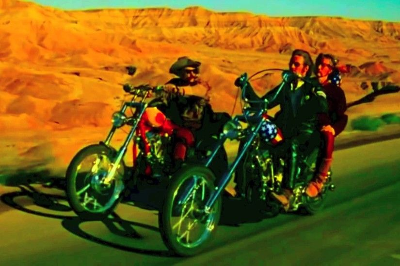 The Eagle Junction Bad Habit music video (Easy Rider)