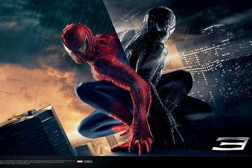 Spiderman 3 Wallpapers - Wallpaper Cave