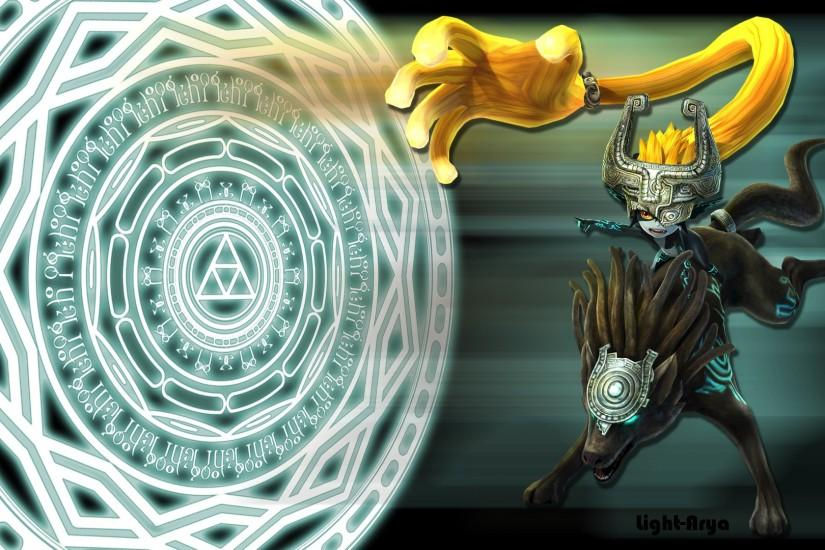 ... Midna - Hyrule Warriors by Light-Arya