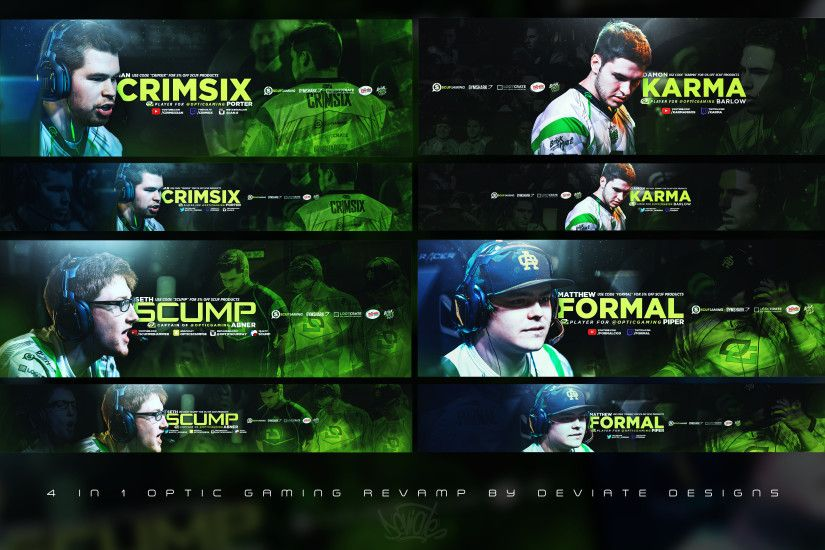 ... OpTic Gaming Pro Player revamps! by ImDeviate