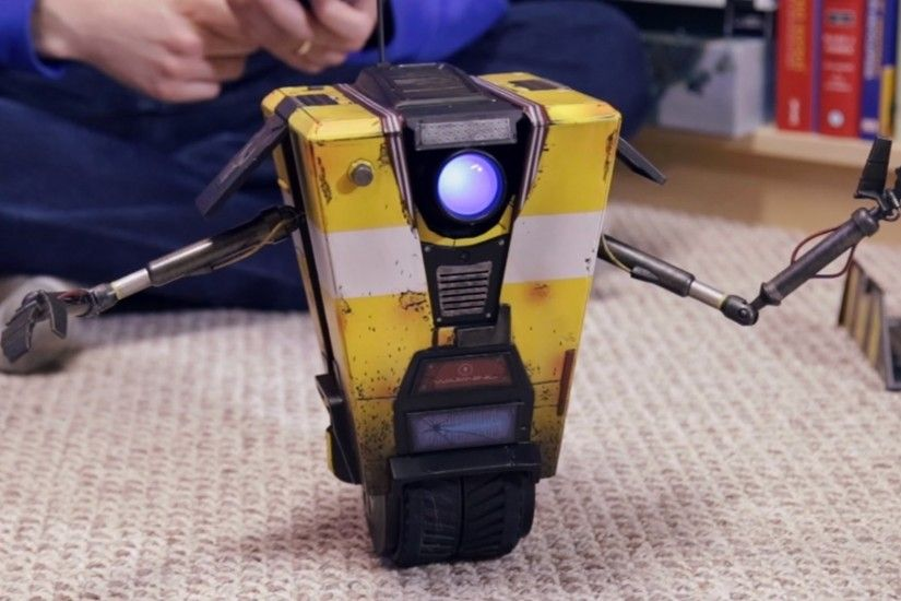 BORDERLANDS CLAPTRAP IN A BOX EDITION - THE HANDSOME COLLECTION! - YouTube