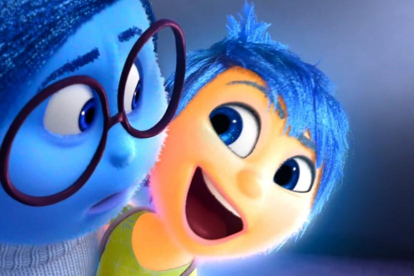 Movie - Inside Out Joy (Inside Out) Sadness (Inside Out) Wallpaper