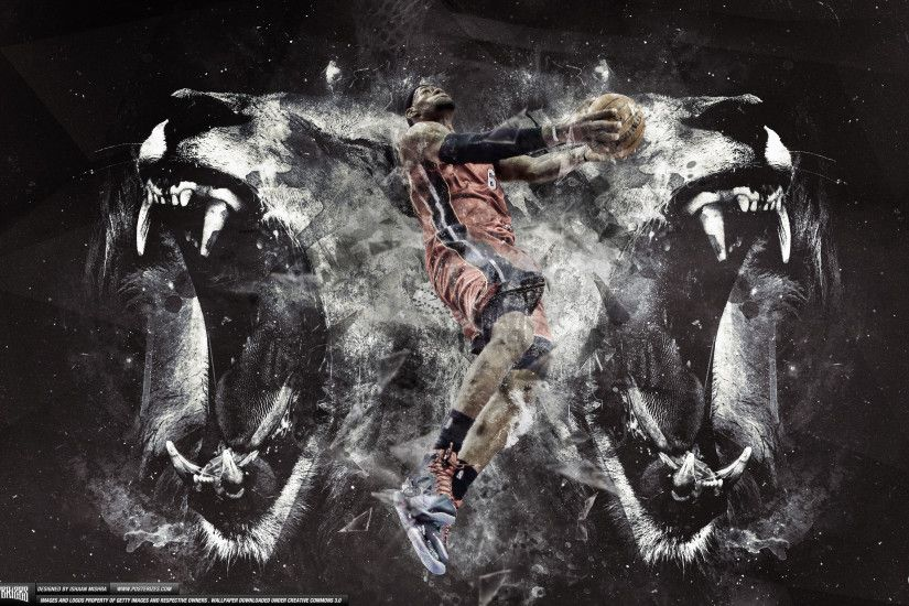 ... LeBron James Lion Heart Wallpaper by IshaanMishra