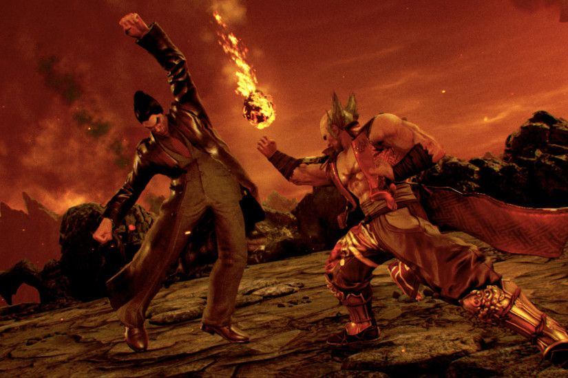 'Tekken 7' TGS Trailer Features Gameplay, Brief Recap Of Mishima Family  Feud | Player.One
