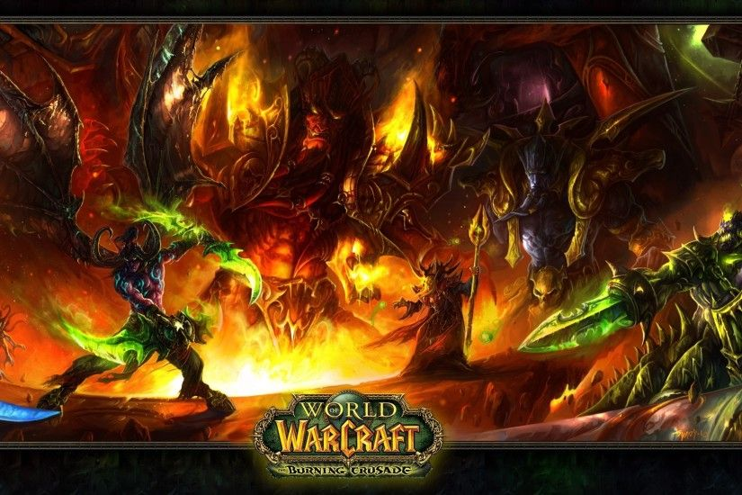 Vídeo Game World Of Warcraft Lady Vashj Illidan Stormrage Kil'jaeden (World  Of Warcraft