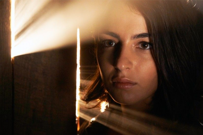 Alanna Masterson In Walking Dead Season 5 (2048x1152 Resolution)