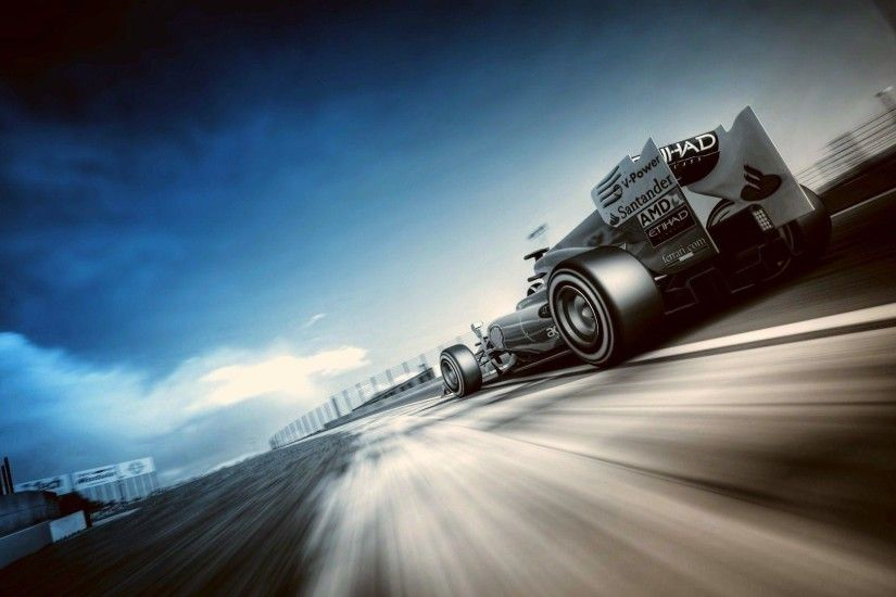 36 Fantastic HD Formula 1 Wallpapers - HDWallSource.com