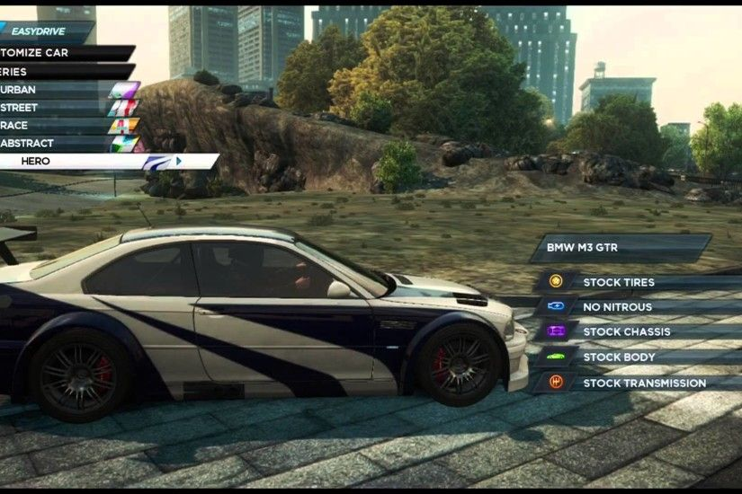 Need For Speed Most Wanted 2012 | BMW M3 GTR | DLC Liveries and Gameplay  2012 - YouTube