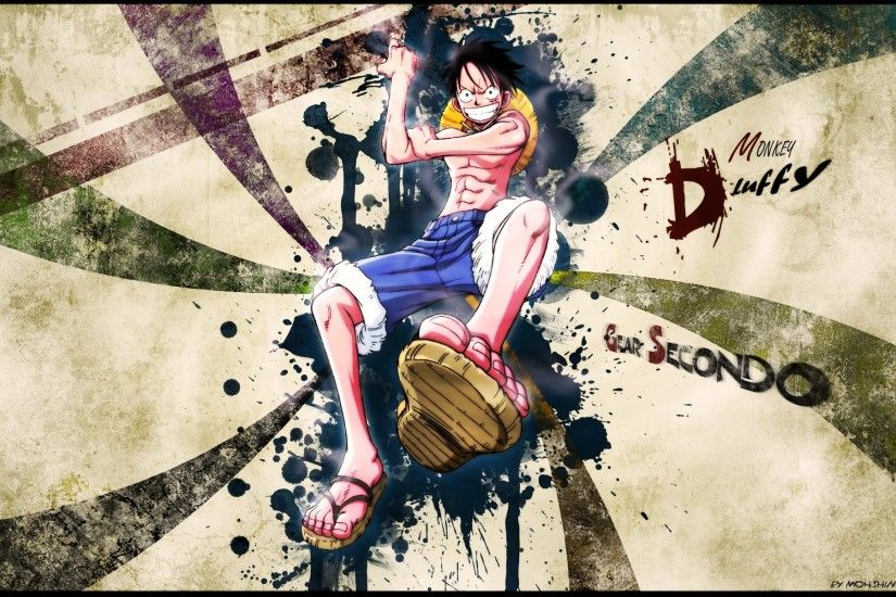 Monkey D. Luffy · HD Wallpaper | Background ID:122993