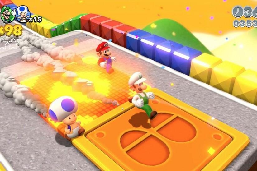 Super Mario 3d World Wallpaper 1920x1080 With Super Mario 3d World Super  Mario World Background 320x240