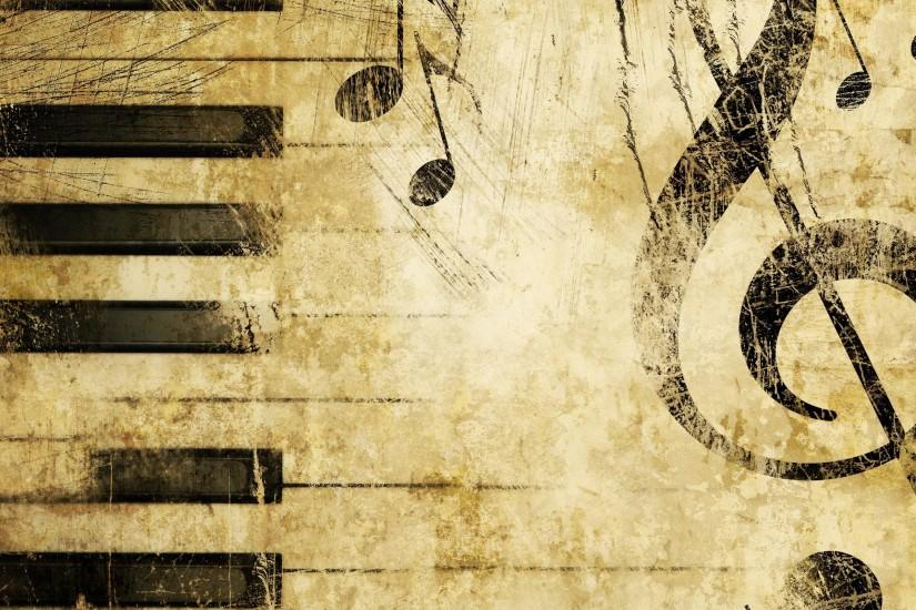 music notes background 2560x1600 4k