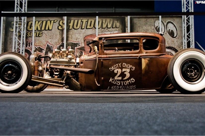 Rat Rod Wallpapers Collection (51 ) ...