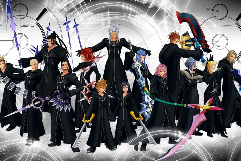Kingdom Hearts Wallpaper Hd - All Wallpapers New