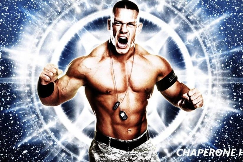 John Cena Theme Song Hustle Loyalty Respect (Arena Effect) HD - YouTube