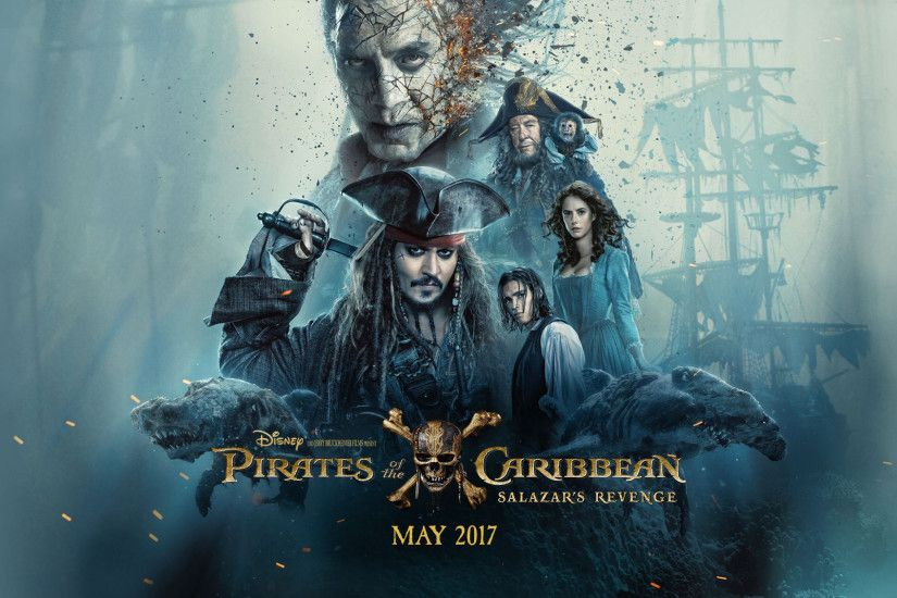 HD Quality Wallpaper | Collection: Movie, 2048x1130 Pirates Of The Caribbean:  Dead Men