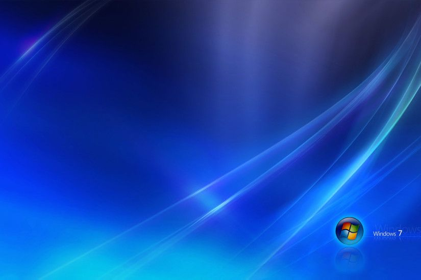 Microsoft Windows 7 HD Desktop Background Wallpaper