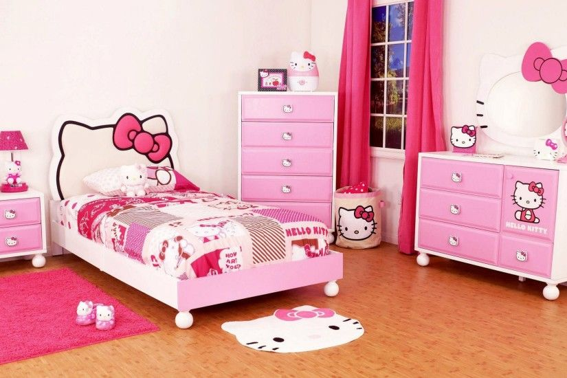Dressing Room Cupboard Designs In Wall Imanada Bedroom Contemporary  Astonishing Kids Style Pink Wallpaper Furry Rug ...